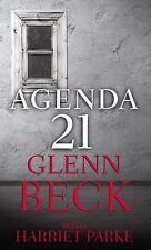 Agenda 21 by Glenn Beck (2013, Hardcover, Large Type)