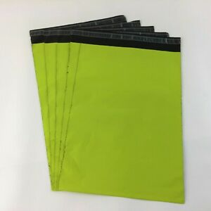 Green-Coloured-Mailing-Bags-12-034-x16-034-All-Qty-039-s-Posting-Postage-Mailers-Courier