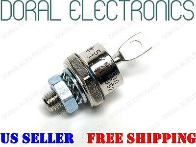 Cathode stud M8 x 1.25 200V w//tail Rectifier Diode 50 Amp A1B-50-02C