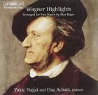 Wagner Highlights on 2 Pianos 7318590009765 CD