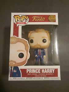 Funko Pop! Royals Vinyl Figure Prince Harry #06 Brand New In Box