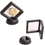 miniature 3 - Coin Display Stand - Set of 10 3D Floating Frame Display Holder with Stands for
