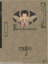 Rib of a Hermaphrodite by Takato Yamamoto Art Book illustration Works NEW tattoo