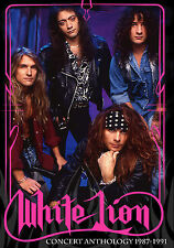 Concert Anthology 1987-1991 by White Lion (CD, 2010, 2 Discs, Cleopatra)