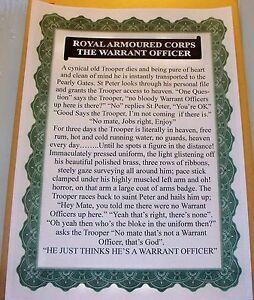 Royal-Armoured-Corps-Warrant-Officer-Joke