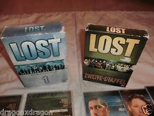 LOST Staffel 1 & Staffel 2 Teil 1 / 11 DVDs / 1570 Minuten