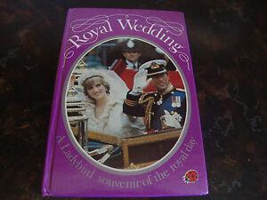 Princess-Diana-Royal-Wedding-1st-Edition-50-Pages-50-Photos-1981-VHTF