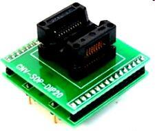 Adapter  ADP-027 SOIC20-DIP20 (CNV-SOP-DIP20)