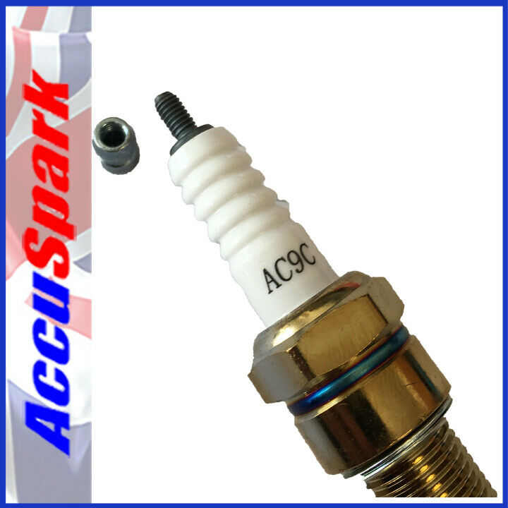 Ford Capri OHV AccuSpark AC9C Performance Spark Plugs