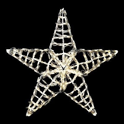Large Christmas Holiday Star Outdoor