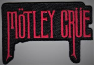 MOTLEY-CRUE-RED-LOGO-IRON-or-SEW-ON-PATCH