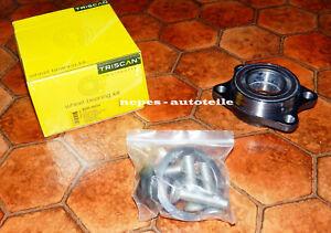 1-x-TRISCAN-8530-29234-Radlagersatz-mit-ABS-Sensor-Hinterachse-AUDI-A8-4E