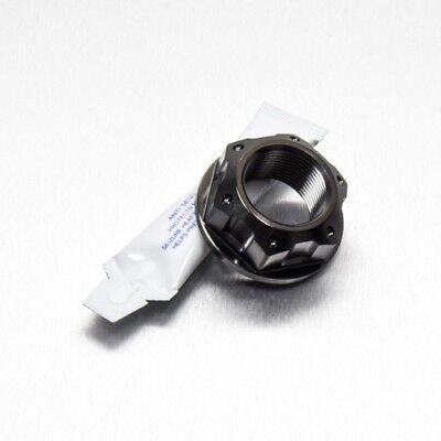 Pro-Bolt Titanium Top Yoke Nut Open Gold Suzuki GSX-R750 WT-WX SRAD 96-99