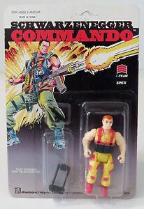 Schwarzenegger Commando: Figurine Spex de la série C