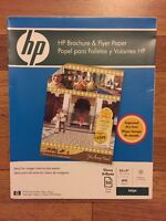 Hewlett Packard Brochure & Flyer Paper 8-1/2 X 11 50 Sheets C6817a