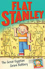 Jeff Brown's Flat Stanley: The Great Egyptian Grave Robbery by Josh Greenhut, Sara Pennypacker (Paperback, 2011)