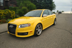 2007 Audi RS4 - Over $30,000 in upgrades