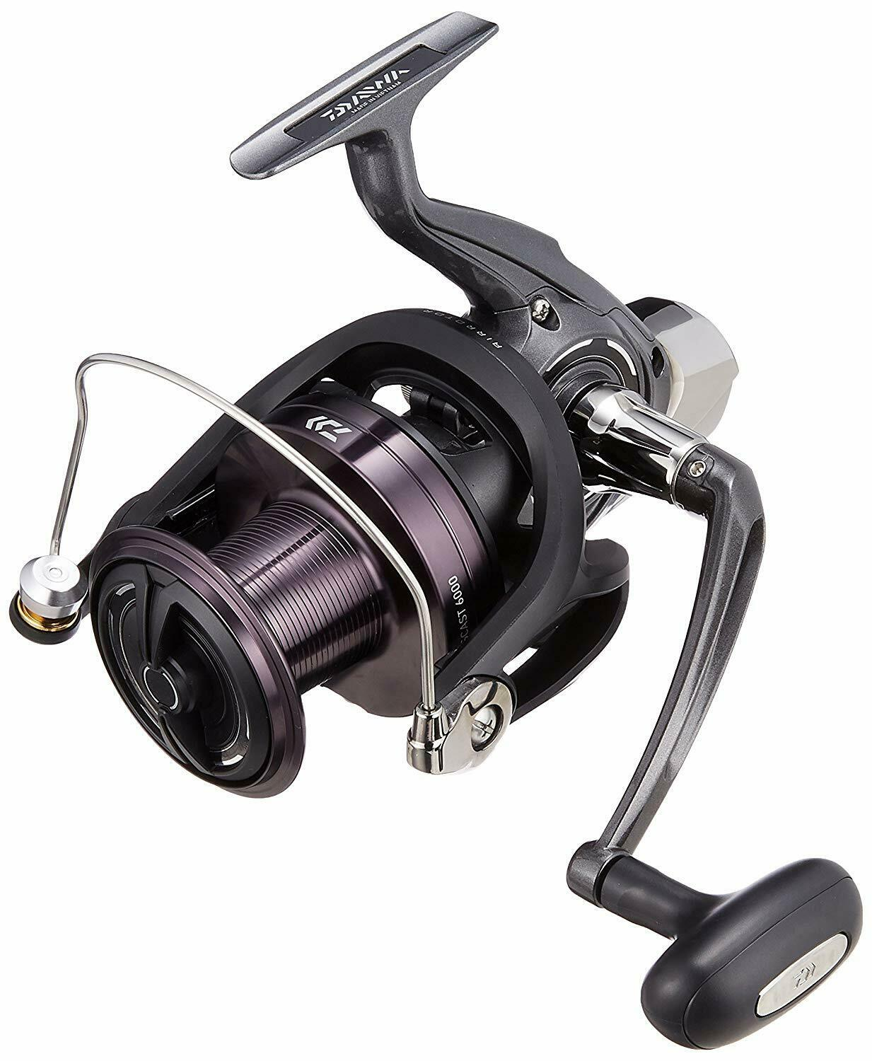 Daiwa Spinning Fishing Reels 17 CROSSCAST 6000 from japan Brand New in Box