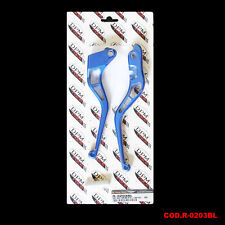 COPPIA LEVE COLORE BLU (Levers Colour Blue) DPM - HONDA CBR 929 (2000-2001)