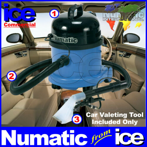 CT370 Car Carpet Valeting Interior Upholstery Cleaning Machine Valet Equipment