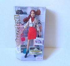 BARBIE Dolls **STARDOLL** Bonjour Bizou Red Hair W2204 NEW