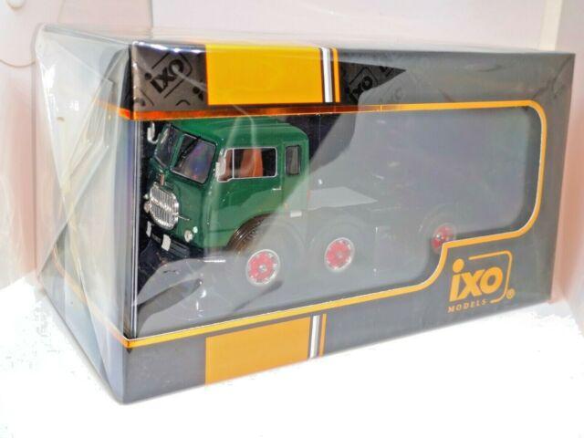 # 1/43 FIAT 690 T1 3 ASSI VERDE SCURO - IXO TR061 MIB TRUCK LORRY CAMION #