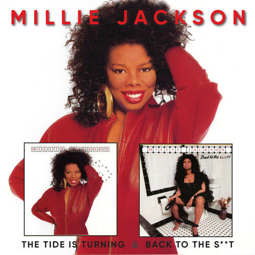 Millie Jackson - Tide Is Turning / Back To The Shit [New CD] UK - Import