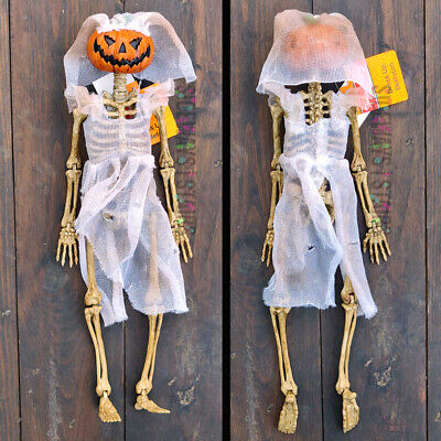 Great for Trick or Treating Skeletons Dancing on a Grave Transfer Printed on a Sturdy Canvas Tote Bag the Beach Shopping Books and More