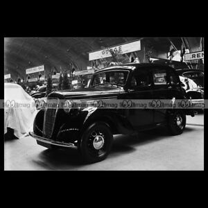 #pha.018699 Photo MORRIS TEN 1948 Car Auto lMwDXd7c-09095331-916378231