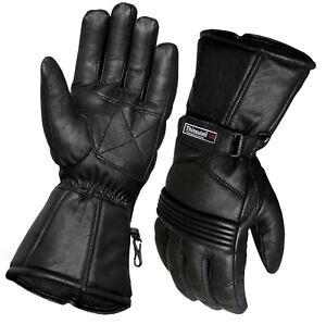 Thermal-Motorbike-Motorcycle-Leather-Gloves-Waterproof-Protection-Winter-Summer