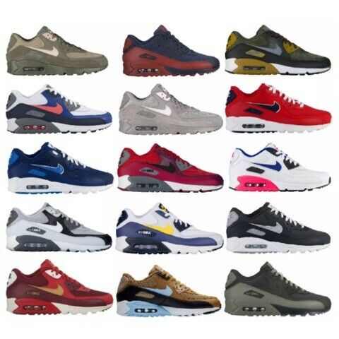 Nike Air Max 90 Essential Sneakers Men's Lifestyle Shoes