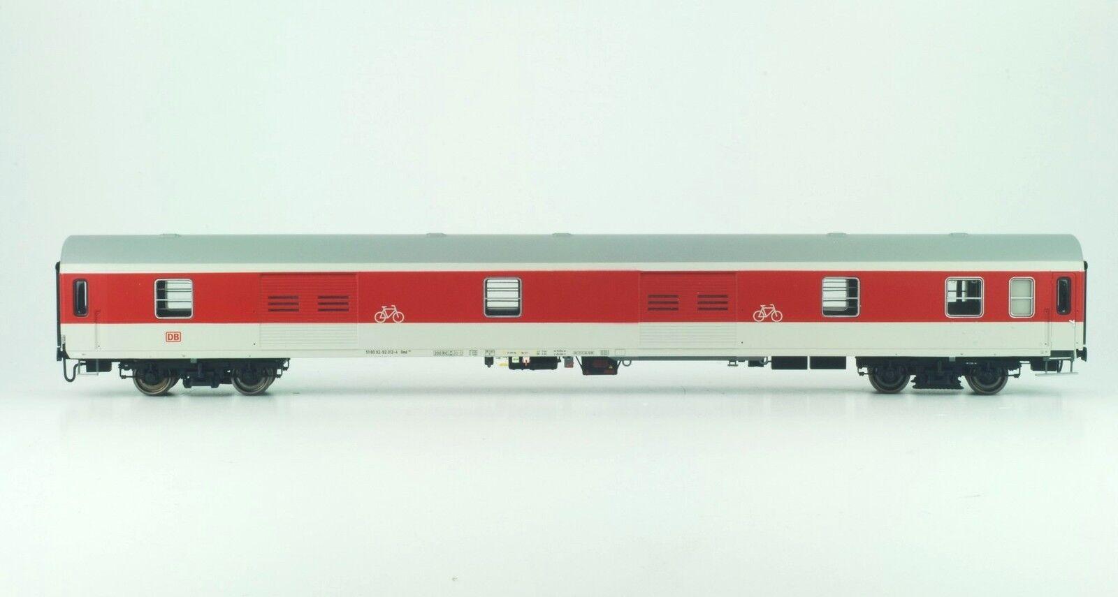 ACME 52354 DB AG Borsaagli carrello dmd906 AutoZug ROSSO/BIANCO LOGO BICICLETTA ep5 h0 NUOVO + OVP
