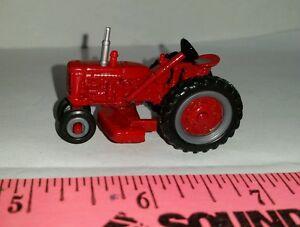 1-64 Ertl Personnalisé International Farmall Modèle 200 Tracteur Monté Tondeuse tLAwzib0-09171758-778920494