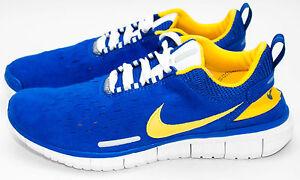 e9671e36b2bd Nike Free OG Superior  14 Royal Maize Black White 642402-407 Sz 9.5 ...