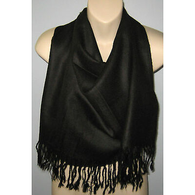 New Pashmina Solid Color Wraps