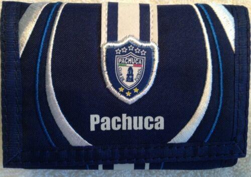Officiel Authentique est livré gratuitement Pachuca FC SOCCER Tri Fold Portefeuille