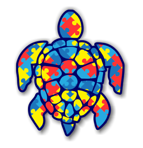 Peace Turtle Vinyl Decal//Sticker Walls Windows Laptops Surfboards Car Truck