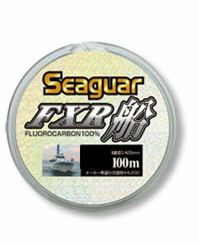 Kureha Seaguar FXR Boat 100m 70lb Clear 0.740mm Flugoldcarbon Japan new