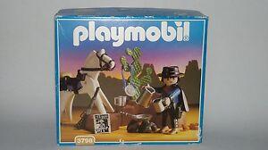 Playmobil-Western-Oeste-Ref-3798-NUEVO-Caja-Original-Coleccion-Vaquero-Bandido