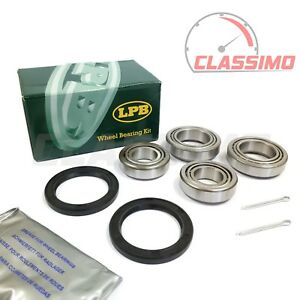 Front-Wheel-Bearing-Kit-Pair-for-BEDFORD-CF-amp-CF2-all-models-1974-to-1987