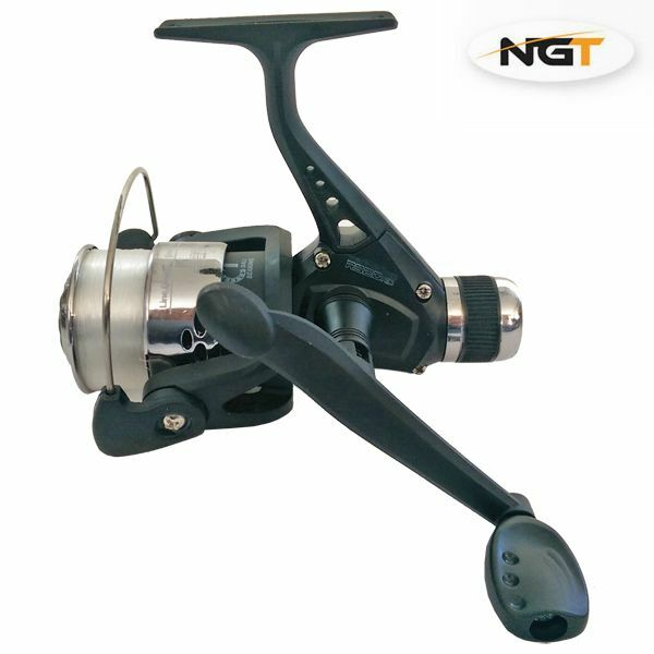 RS20 REEL WITH 8LB LINE TELESCOPIC FISHING TRAVEL ROD 6FT,8FT,10FT,12FT