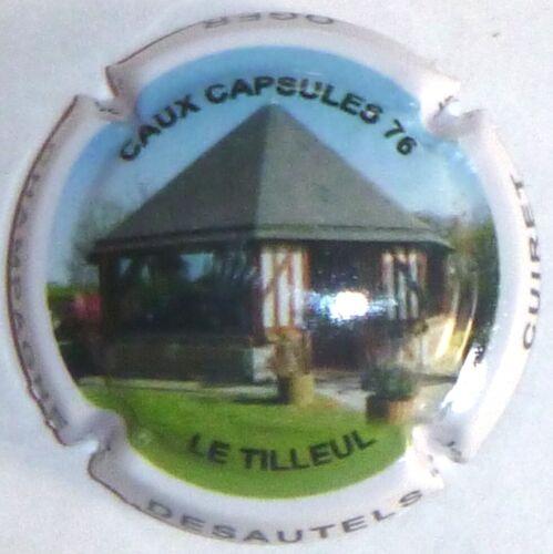 Caux Capsules 1081 ex ! Capsule de Champagne : Super ! DESAUTELS CUIRET
