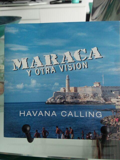 Havana Calling by MARACA y Otra Vision (CD, Oct-1996, Qbadisc)