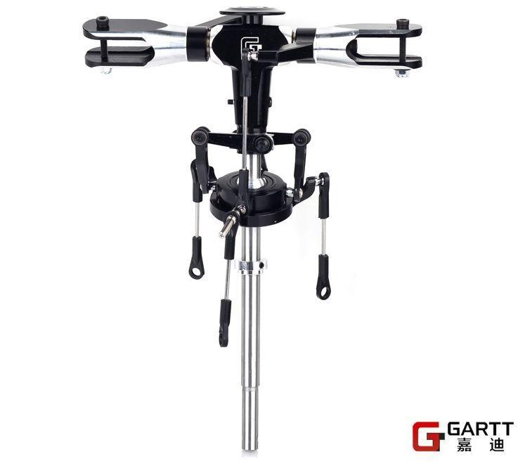 GARTT flybarless metal main rossoor head assembly For Align Trex 500 RC Heli