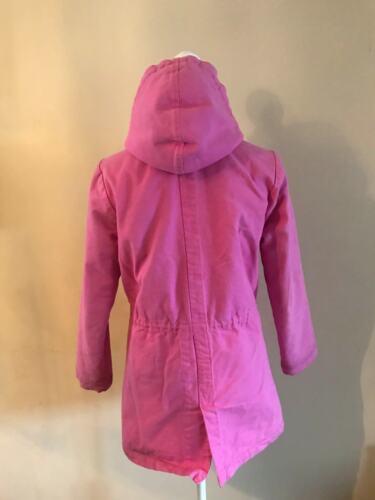 Parka Giacca Abbigliamento Sherpa Unisex Fodera American Invernale Xxs ~ Rosa qI7w6