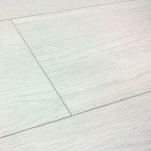 CHENE 8mm Oristano Oak White Laminate Flooring FREE UNDERLAY Wood ...