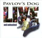Live & Unleashed by Pavlov's Dog (CD, Jan-2011, Rockville)