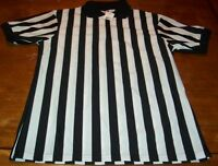 Referee Ref Uniform Majestic Jersey Medium Football Basketball Soccer
