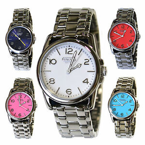 Coach-Watch-Sydney-Bracelet-Stainless-Steel-with-Mineral-Crystal-Hv016