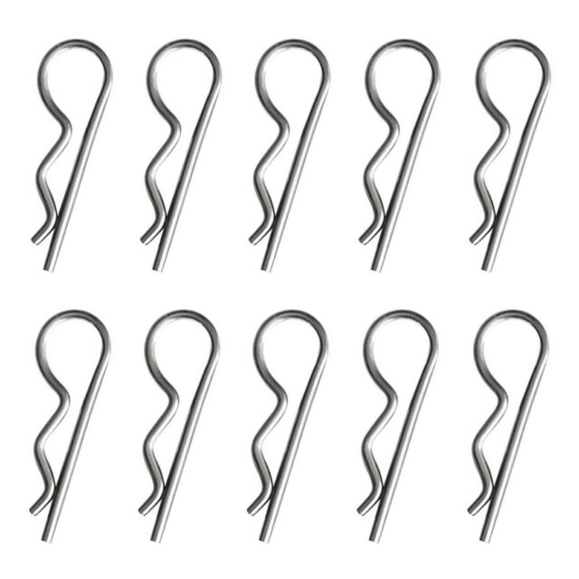 1//8 x 2 1//2 Unplated Cotter Pins pack of 100